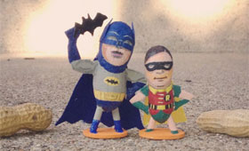 60&#8242;s Batman And Robin