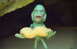 The Creature From The Black Lagoon